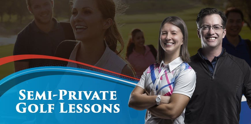 Private/Semi-Private Golf Lessons